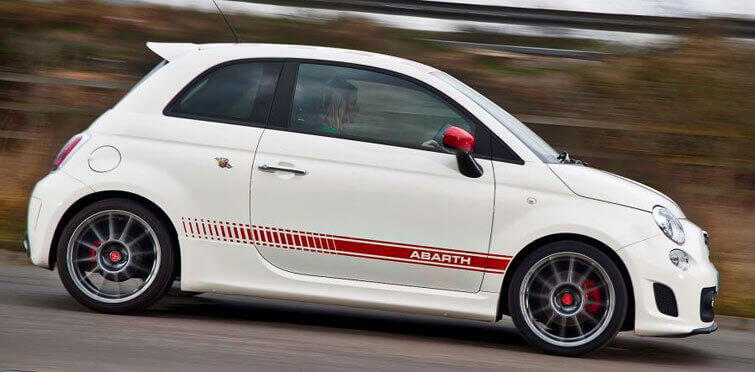 Abarth Seat Covers