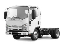 Isuzu Trucks Grafter