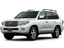 Toyota LandCruiser Amazon