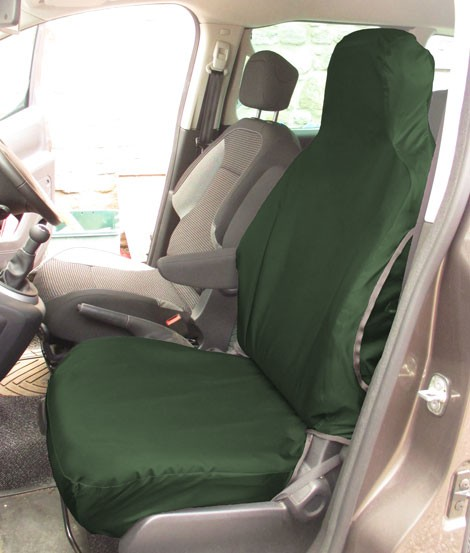 Custom seat covers to fit the Ford Transit Courier 2 year guarantee