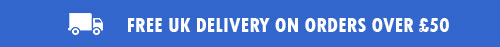 Free UK delivery mainland - see more details