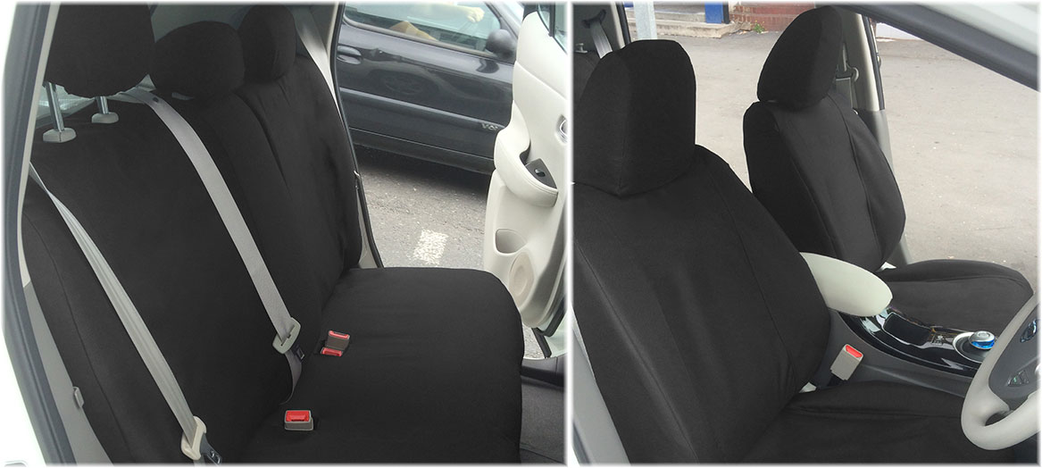 Fully Tailored car seat covers