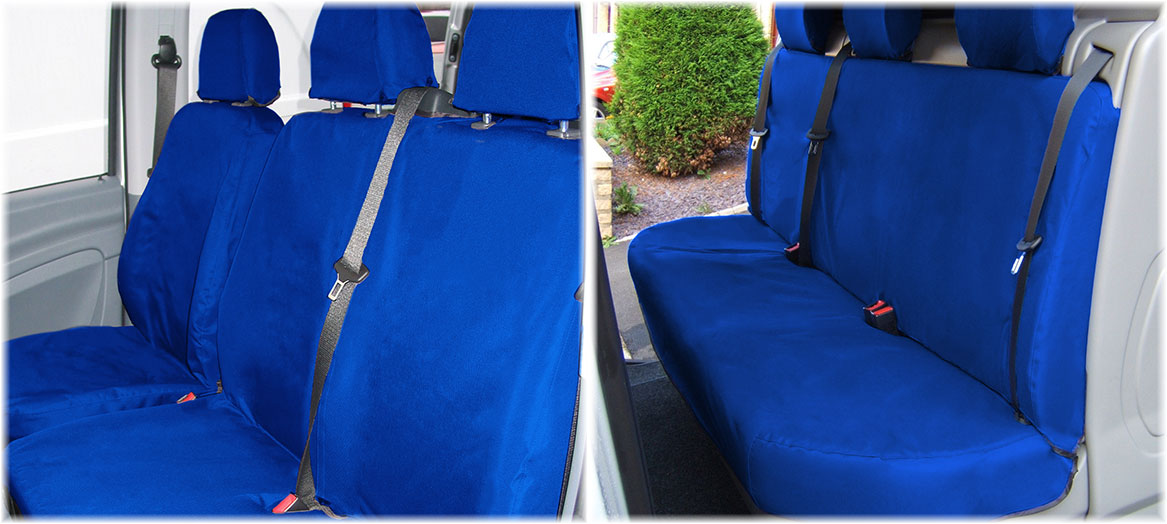 Fully Tailored Van Seat Covers